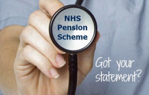 NHS Pension annual allowance statement