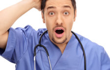 What tax deductible expenses can doctors and dentists claim for?