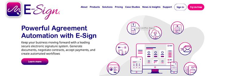 Portfolio Service rebalance: Communication via e-sign